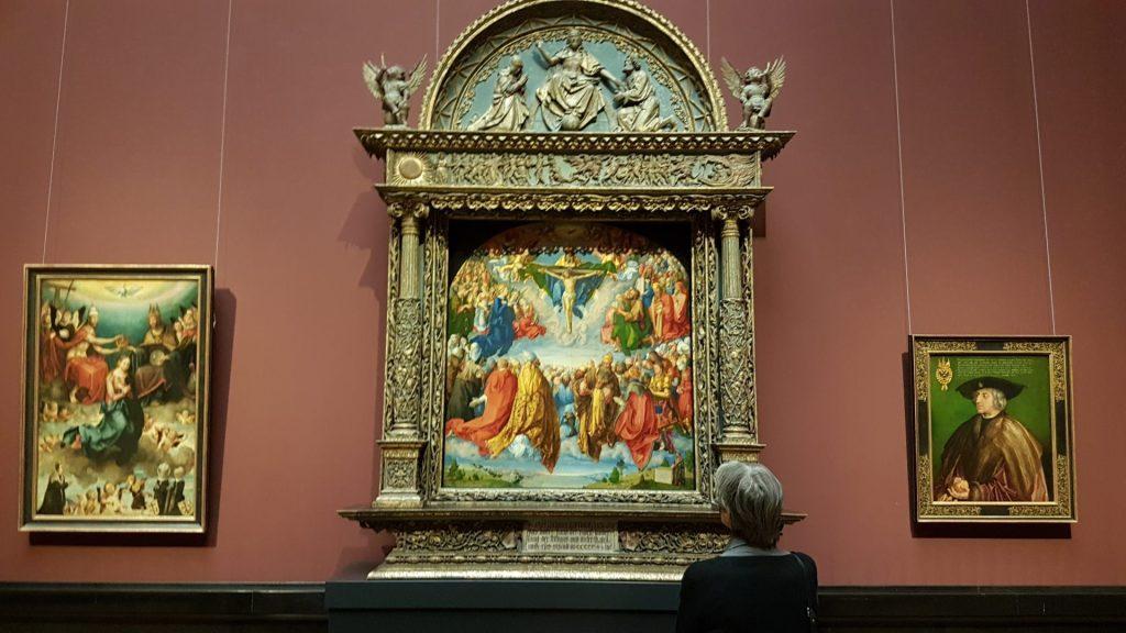 музей вена дюрер алтарь всех святых экскурсия
