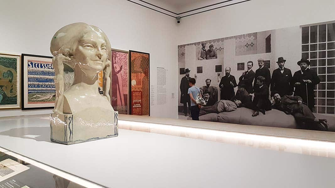 музей леопольда выставка 1900 фото 2020
