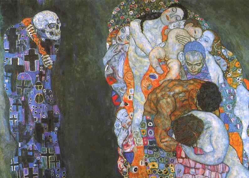 Музей Леопольда Климт Жизнь и смерть вена 1