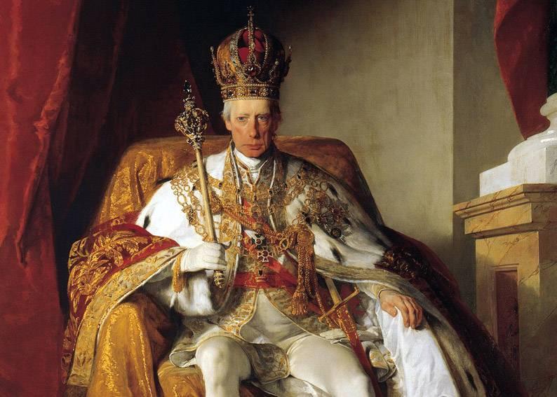 имперская сокровищница коронационный портрет