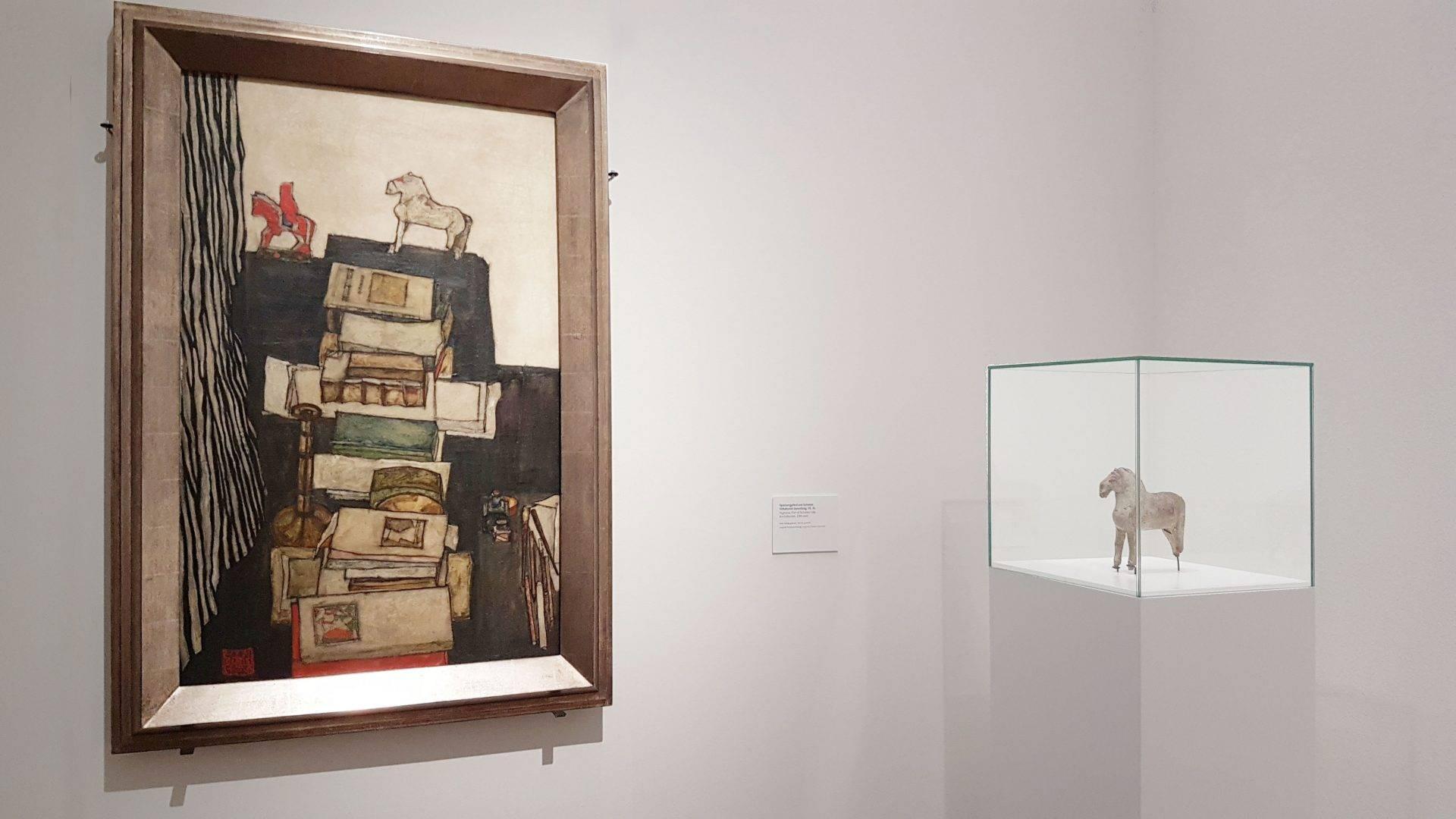 Музей Леопольда картины эгона шиле 5