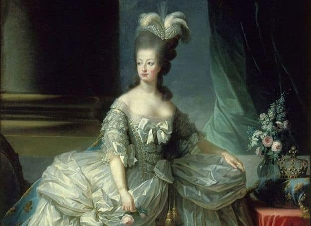 мария антуанетта картина экскурсия женщины