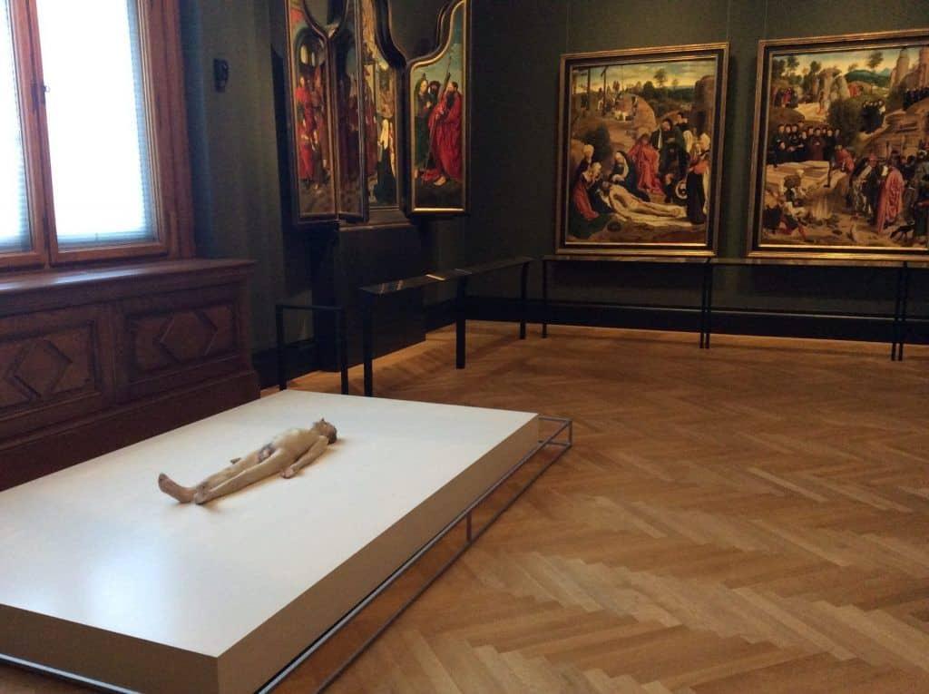 Экспозиция выставки «Форма времени» в Музее истории искусства в Вене. Фото Art with me! e.U., 2018