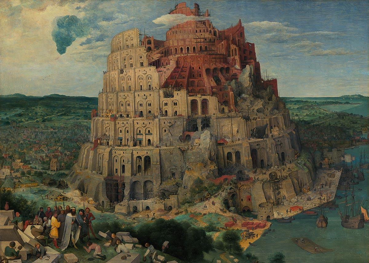экскурсия брейгель башня музей