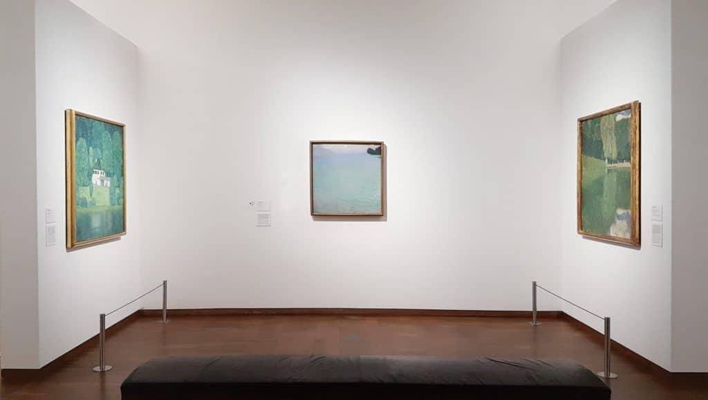 Пейзажи Климта в Музее Леопольда: Art with me! e.U., 2019