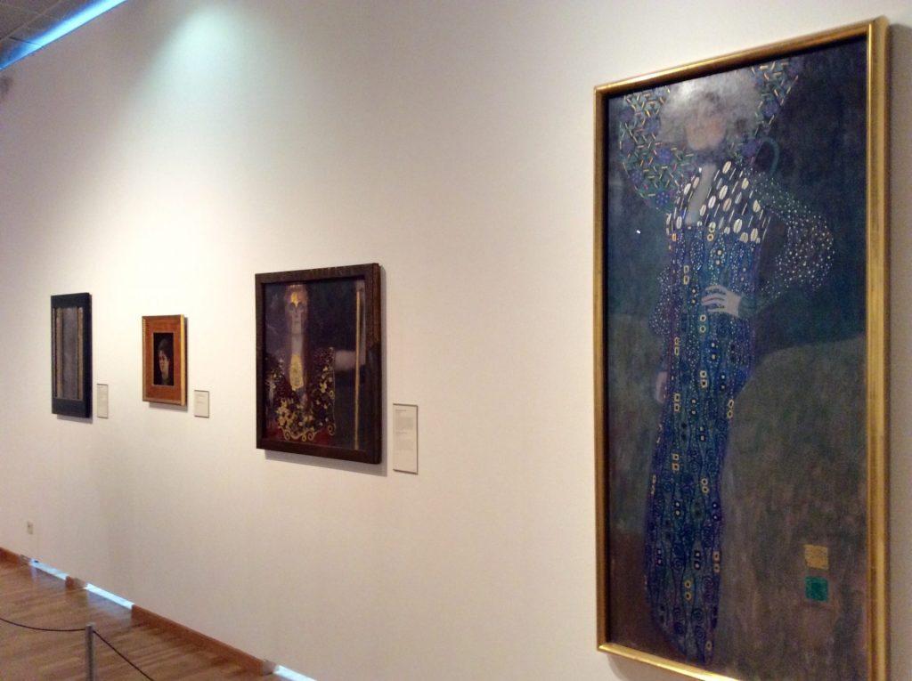 климт музей вены экспозиция