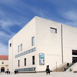 музей леопольда вена