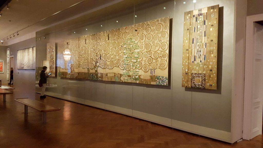Gustav Klimt. Designs for palais stoclet interior