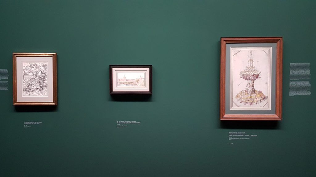 Albrecht Dürer exhibition in Albertina (Vienna). Photo: Art with me! e.U., 2019