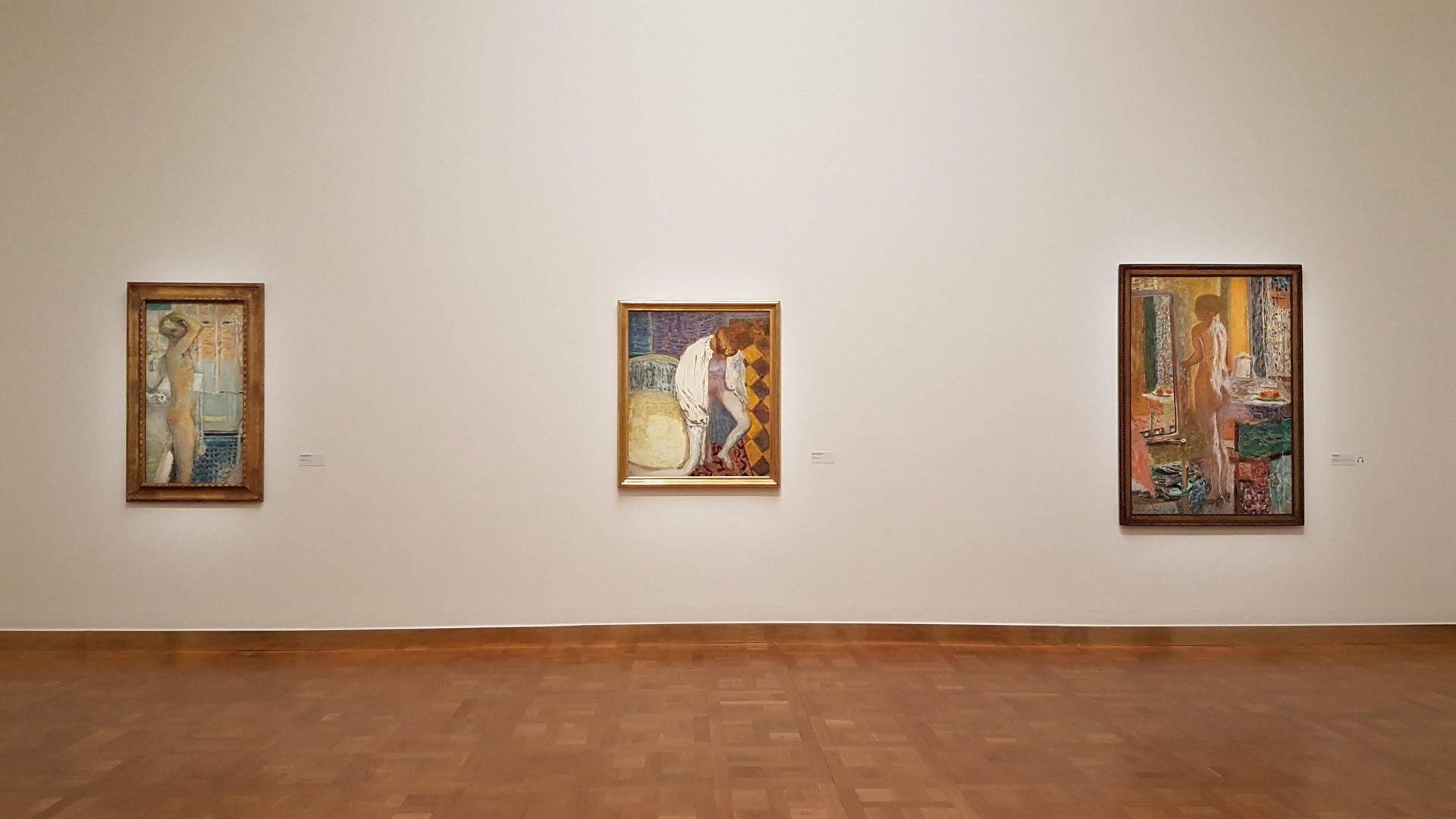 Выставка Пьера Бонара в Кунстфоруме Австрия. Фото: Art with me! e.U.