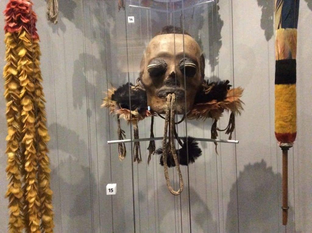 Экспозиция в Музее мира в Новом Бурге. Фото: Art with me! e.U., 2019