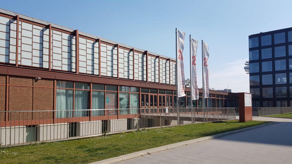 Музей Бельведер 21. Фото Юлии Абрамовой, 2020