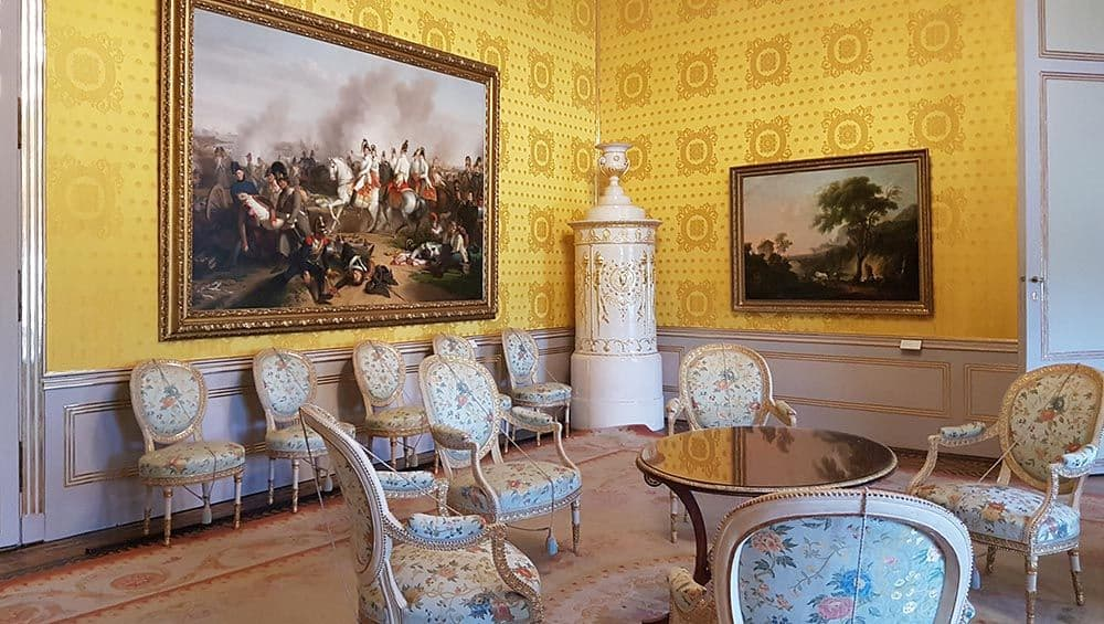 State rooms in the Albertina Gallery. Photo: Art with me! e.U., 2020