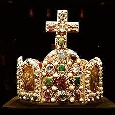 короны в сокровищнице иконка