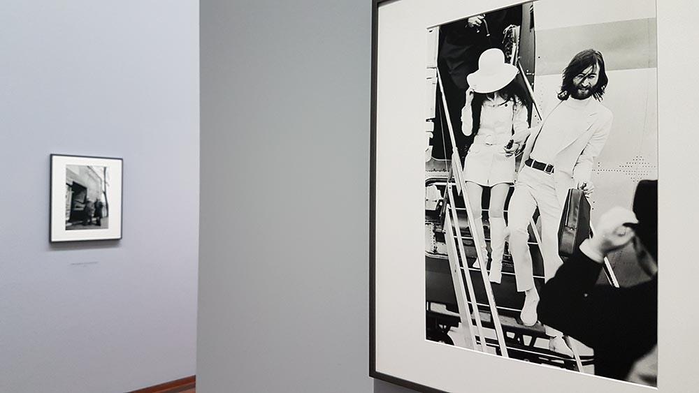 Экспозиция выставки Михаэля Хоровица в Галерее Альбертина. Фото: Art with me! e.U., 2020