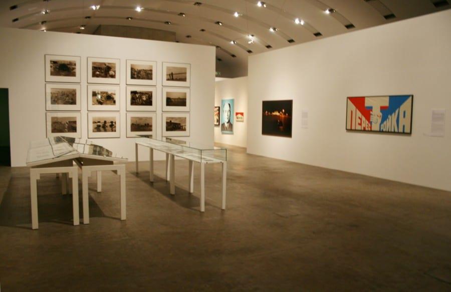 "Вид экспозиции выставки ""1989"" в Венском Кунстхалле. Фото: Art with me! e.U."