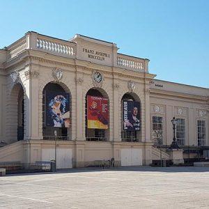 Музей Кунстхалле вена в Музейном Квартале