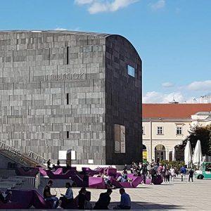 Музей современного искусства вена мумок