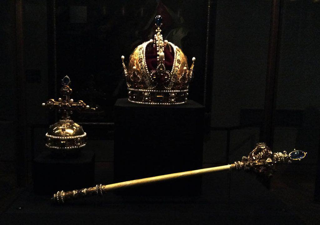 Imperial Treasury Vienna Crowns